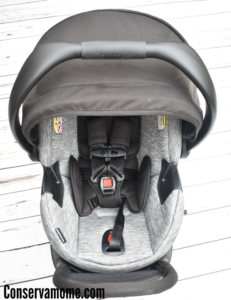 7 Reasons New Parents Need the Britax Endeavours infant ...