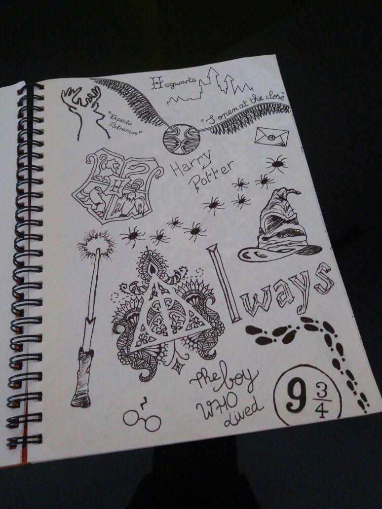 Harry Potter 2017 In 2019 Ideen Fürs Zeichnen