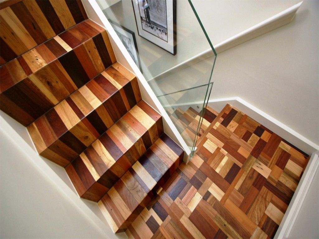 High Quality Installing The Wood Stair Treads U2013 Stair Constructions