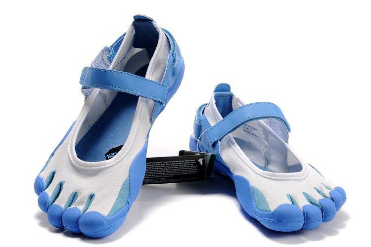 size 40 ca913 4e20a Vibram Five Fingers Sprint light Blue Men Outlet  Vibram Fivefingers0106  -   73.66