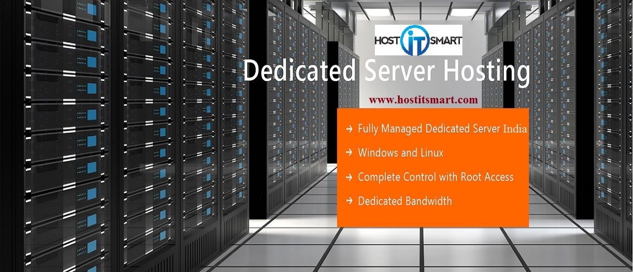 Get Fully Managed Dedicated Server in India With Fast