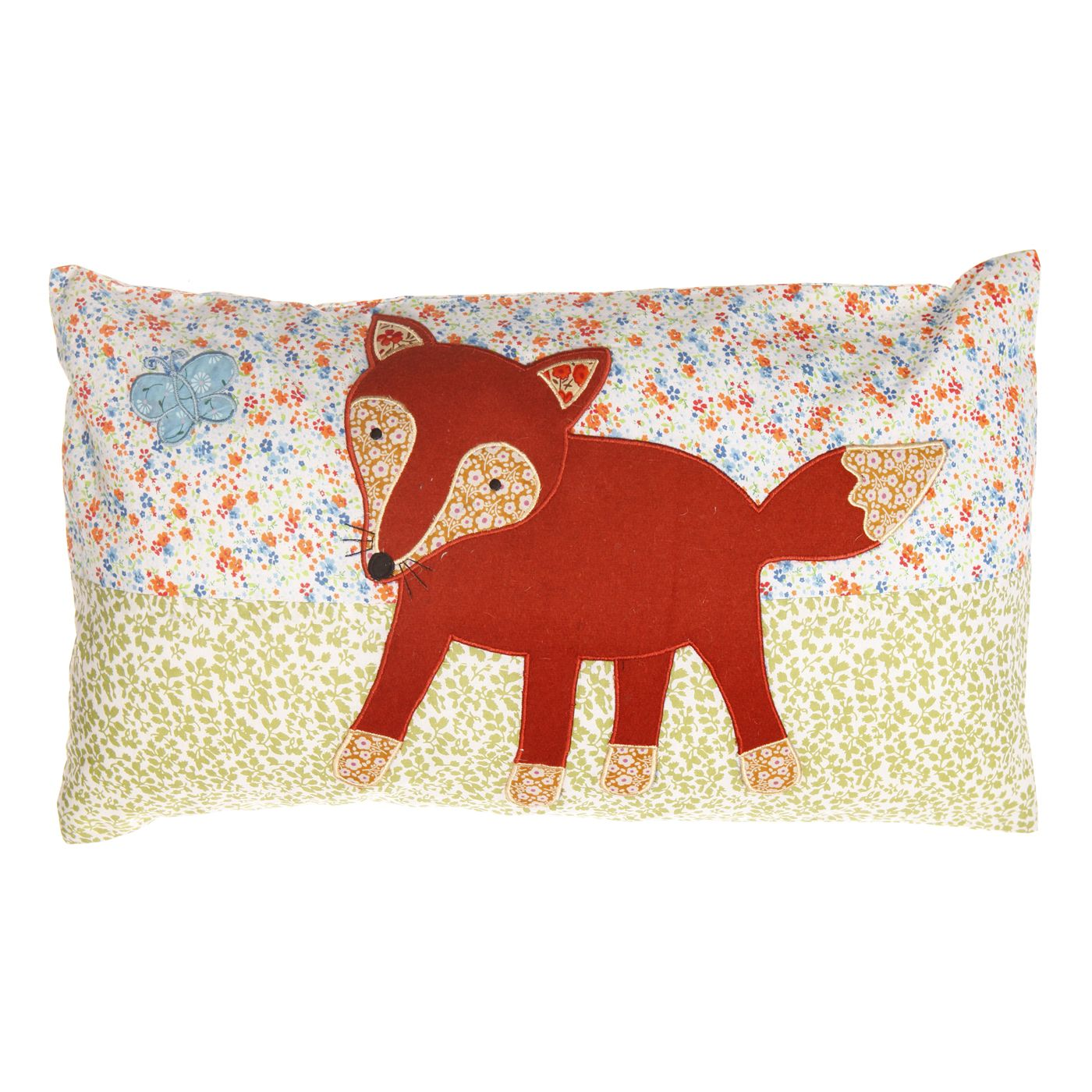 Delightful The Peas Knees | The Peas Knees | Sass U0026 Belle Applique Baby Fox Cushion ( Awesome Design