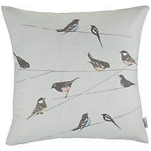 Buy Louise Body Garden Birds Cushion Online at johnlewis.com