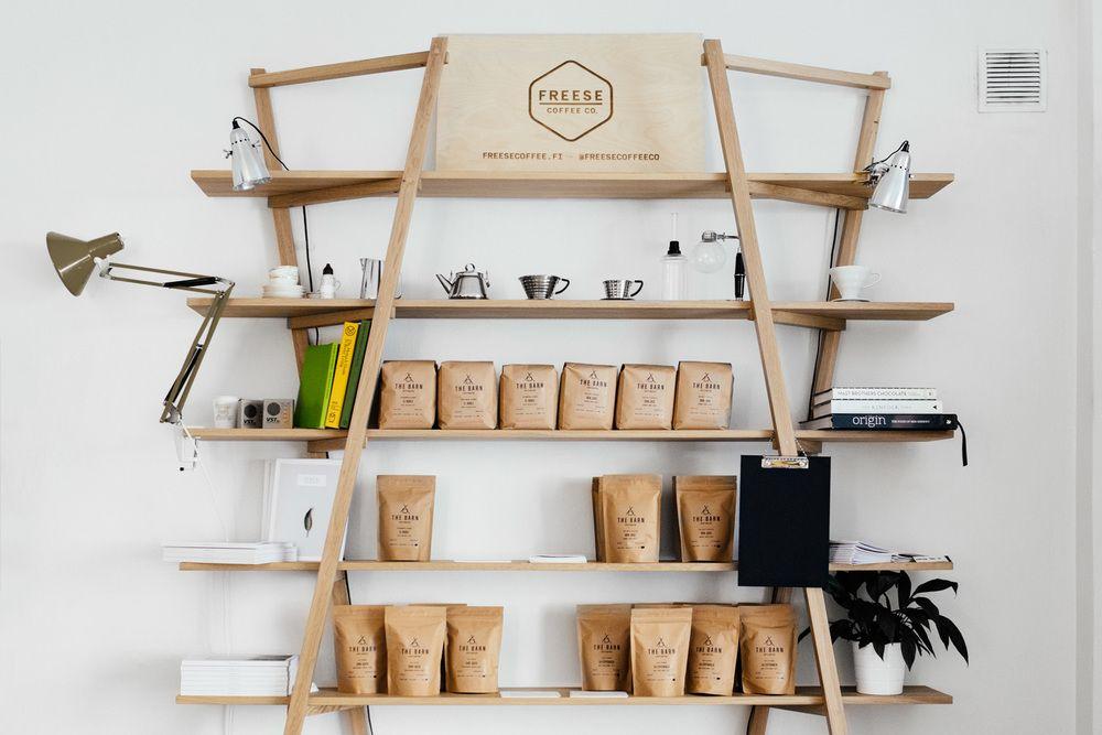 Fresse Coffee Co. in Helsinki / photo by Søren Jepsen