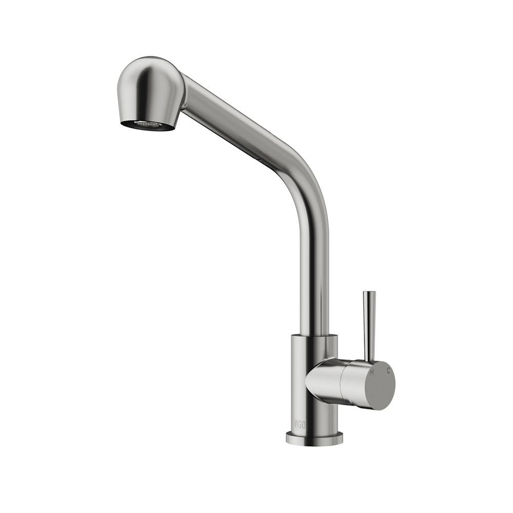 Avondale Stainless Steel Pull Out Spray Kitchen Faucet Kitchen
