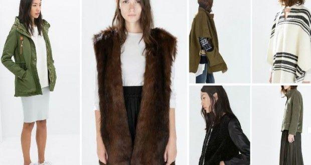 26d05719edf66 Zara Sonbahar / Kış Bayan Giyim Modelleri 2015   Kadinveblog   ZARA ...