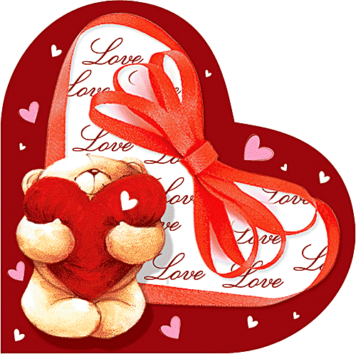 Free Screensaver Saint Valentine Day – Saint Valentine Card