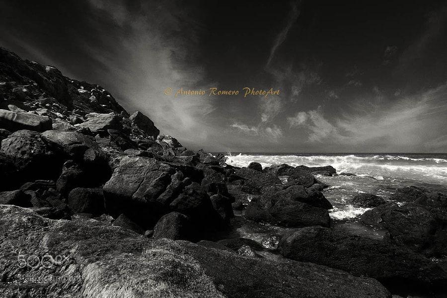 Sueños de ayer - En algún lugar del Océano...  Antonio Romero PhotoArt. All rights reserved