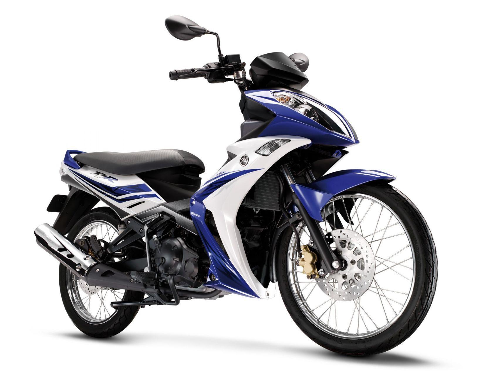 Yamaha X 1r Untuk Pasaran Thailand 2008 Yamaha Thailand
