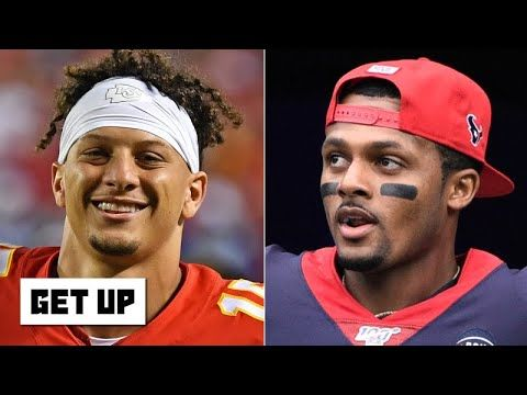 Patrick Mahomes Vs Deshaun Watson Is The New Rivalry To