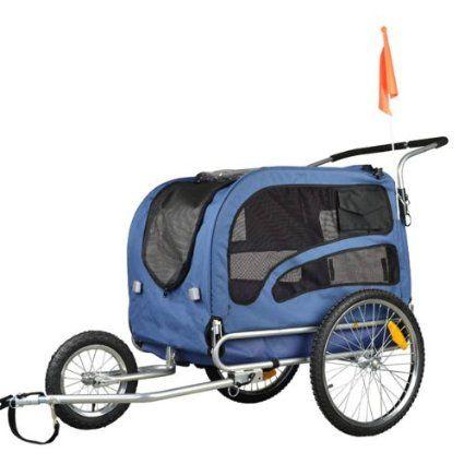 Amazon Com Doggyhut X Large Pet Bike Trailer Jogger Kit Dog