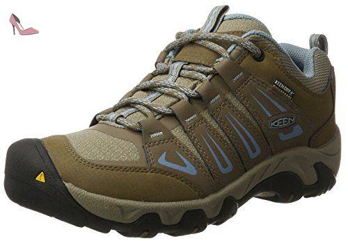 Keen Oakridge Wp, Chaussures de Randonnée Basses femme: Amazon.fr:  Chaussures et Sacs