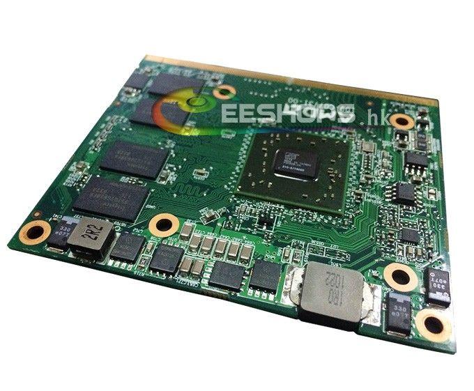 AMD ATI HD3450 HD 3450 HD3400 512MB MXM VGA Graphics Video