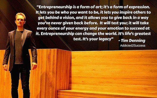 Enfp and entrepreneurship