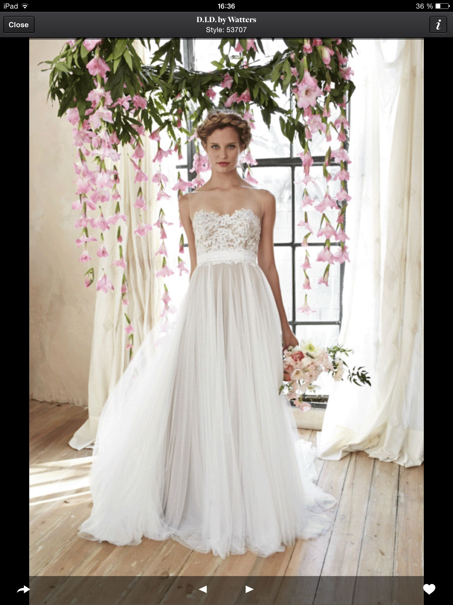 Feenkleid weddingdress pinterest