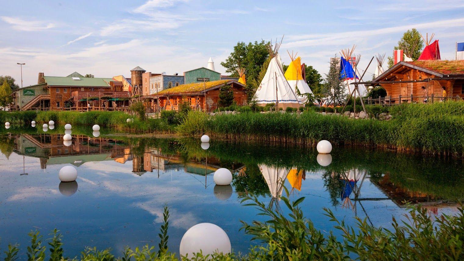 Europa Park Camp Resort In Rust Baden Wurttemberg Rheinweg 5 Europa