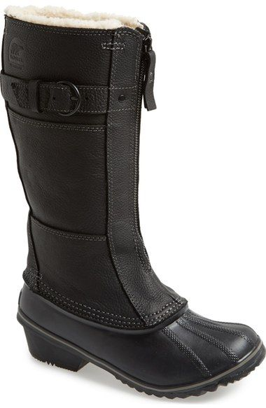 SOREL  Winter Fancy Tall II  Waterproof Snow Boot (Women) available at   Nordstrom 4afeb784b