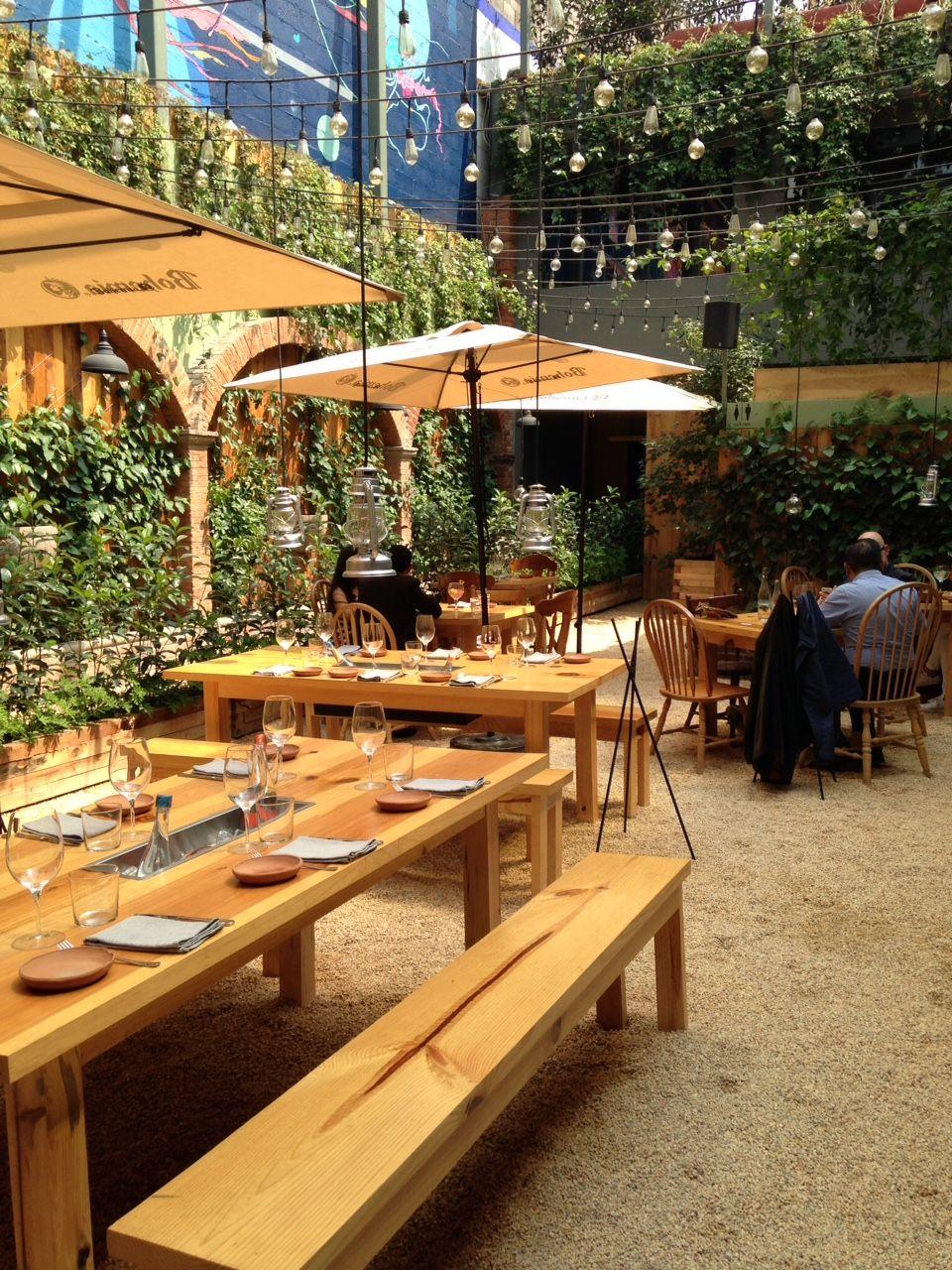 Outdoor Restaurant Design Kusmun
