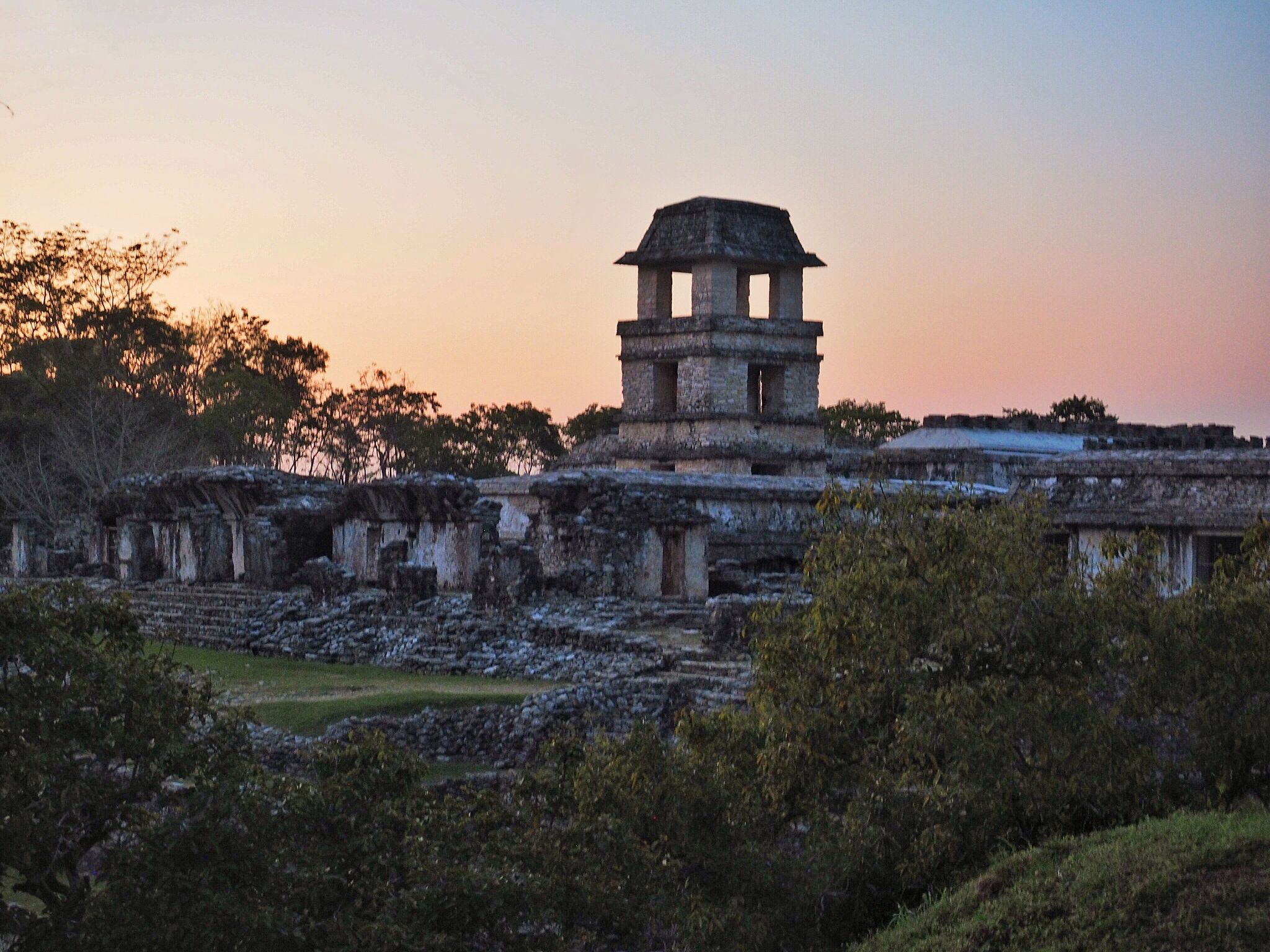 A insider tip to after-hours access at the ancient Mayan city of <a ...