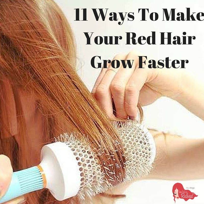 how to get hair to grow faster male