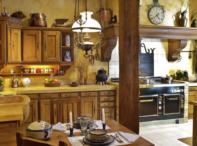 Inicio gamahogar cocinas rusticas cocinas de madera for Ver cocinas rusticas