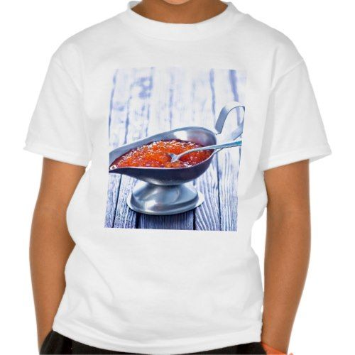 Miscellaneous - Red Three Caviar Tee Shirt