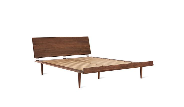 image result for mid century bedframe - Modern Bed Frames Cheap