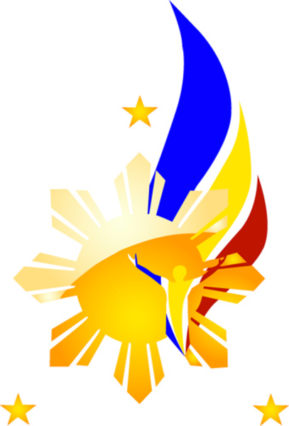 Logo That Interestingly Portrays Filipino Flag Filipino Tattoos Philippine Flag Filipino Art
