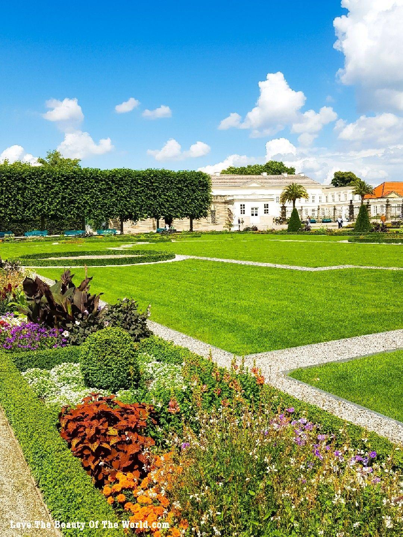 Herrenhauser Garten In Hannover Germany In 2020 Garten Hannover Herrin