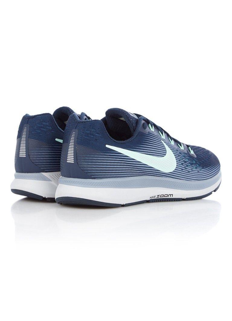 Nike. Op zoek naar Nike Air Zoom Pegasus 34 hardloopschoen ?