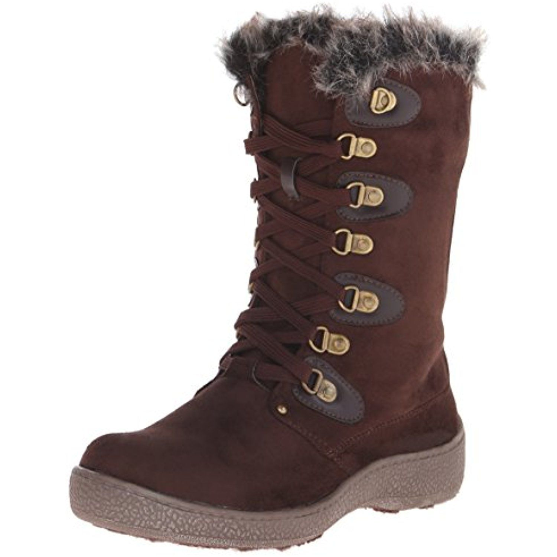 Women SlipOn Plush Slipper Boot *** Check out this great