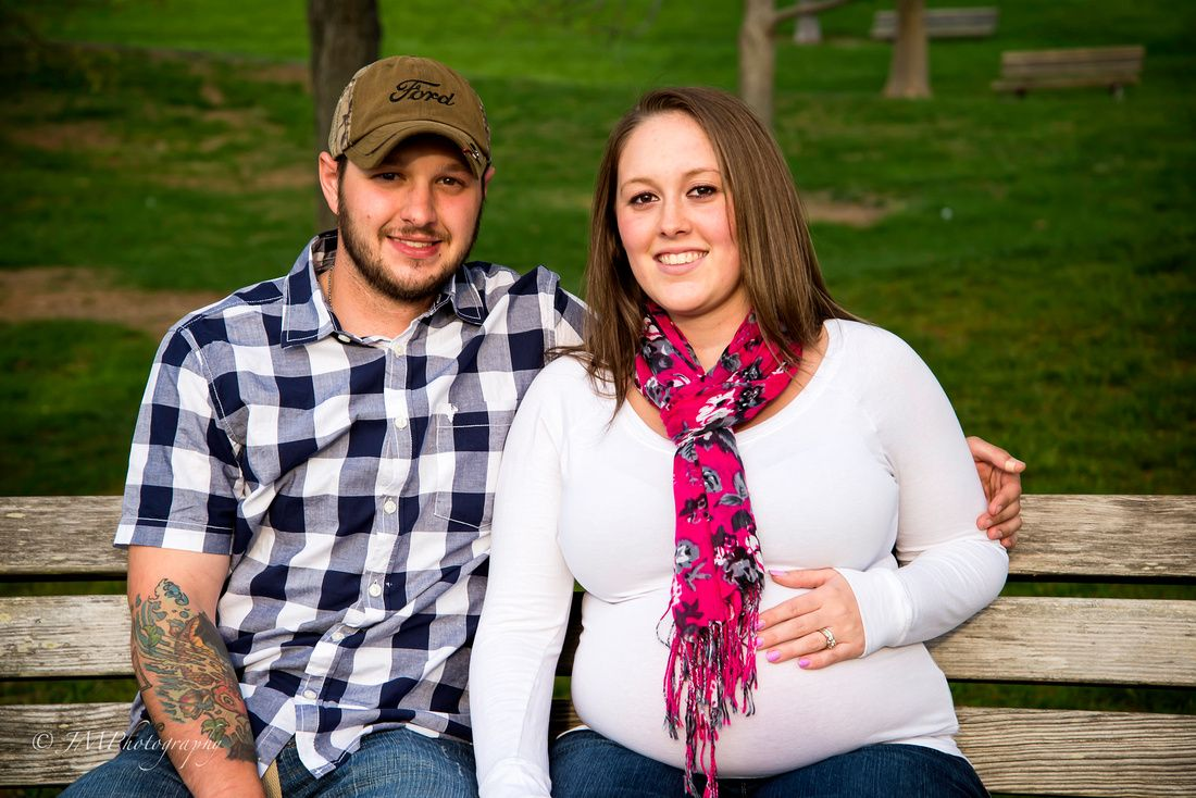 Hillary and Max are Expecting! - I had a wonderful time capturing this maternity session at Black Hill Regional Park :-)