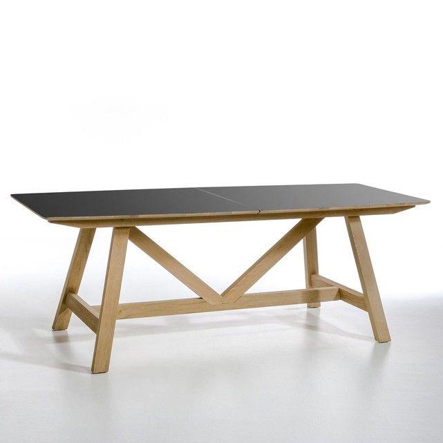 table extensible buondi, design e. gallina