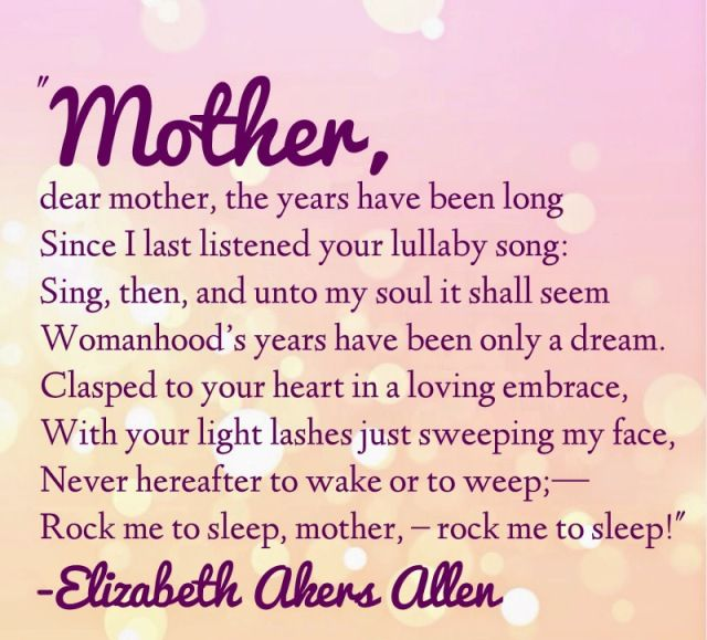 Tribute To Mother In Law Quotes: Poems-to-tribute-to-mother-on-mothers-day.jpg (640×579