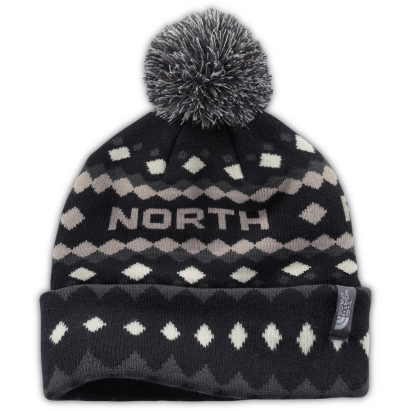 The North Face Men's Ski Tuke V Beanie, Black   Face and Products