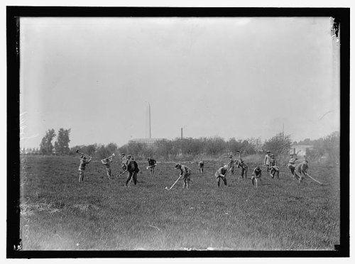 Photo Reprint BOY SCOUTS GARDENING IN POTOMAC PARK 1917 $7.99