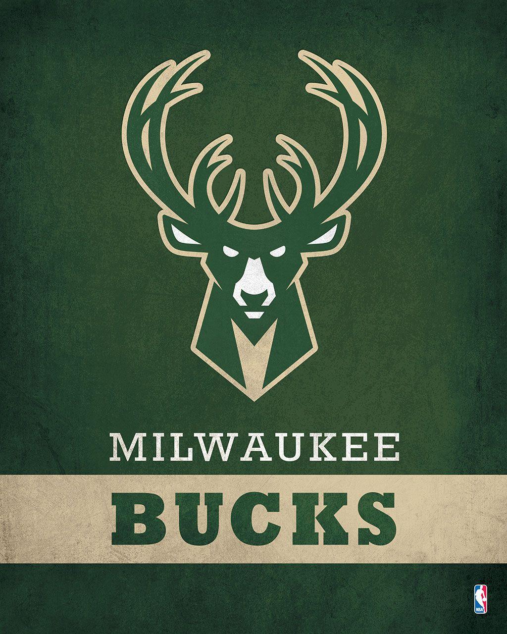 Milwaukee Bucks: Milwaukee Bucks Logo $24.99