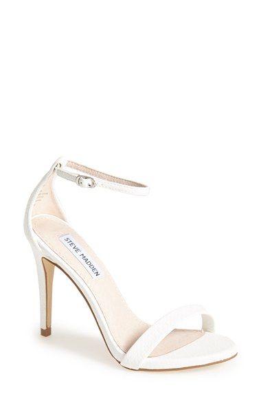 175ab2c3e02 Steve Madden 'Stecy' Sandal | Nordstrom white snake. UF/WB | Shoes ...