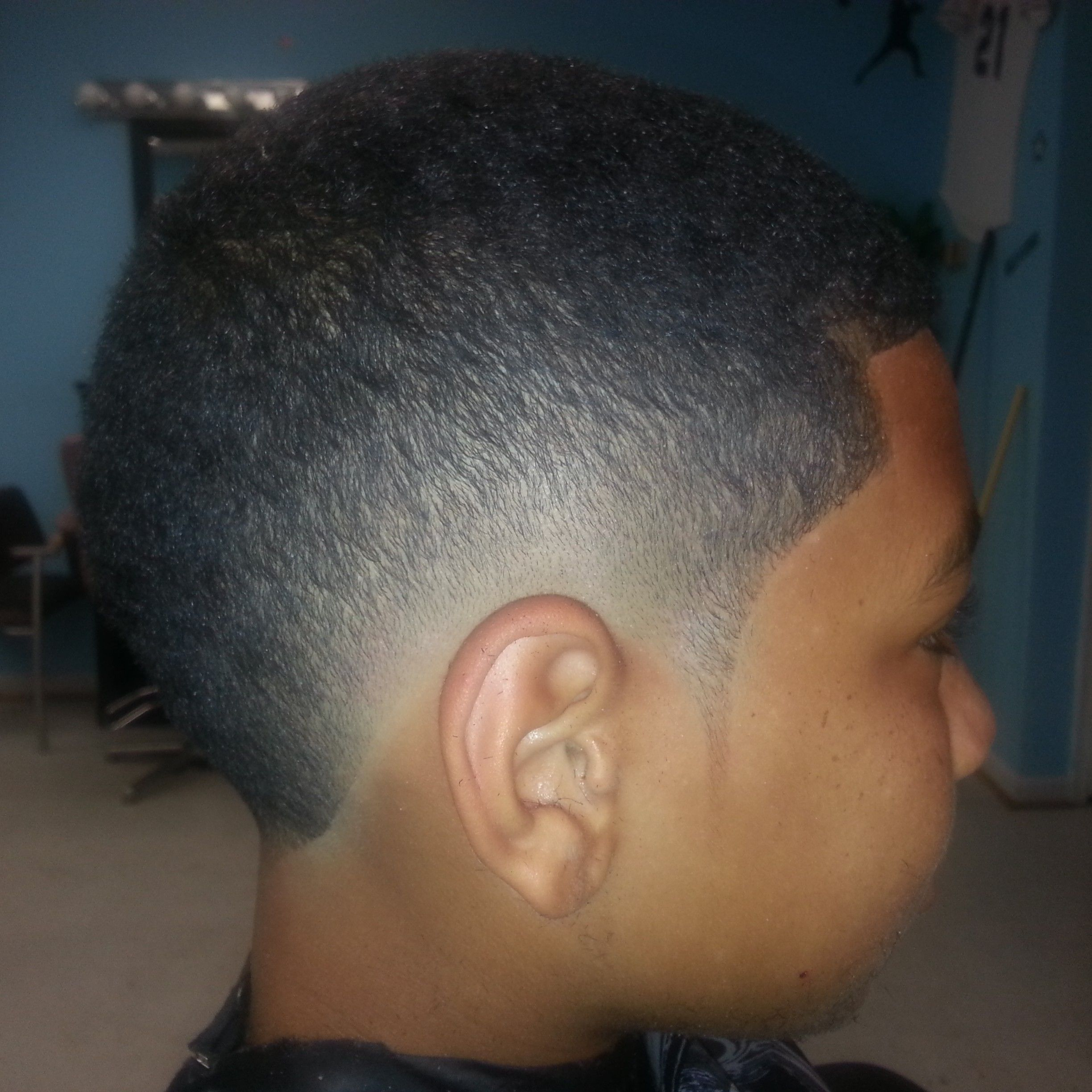 Mohawk fade haircut mohawk with sunset fade flawless hair men