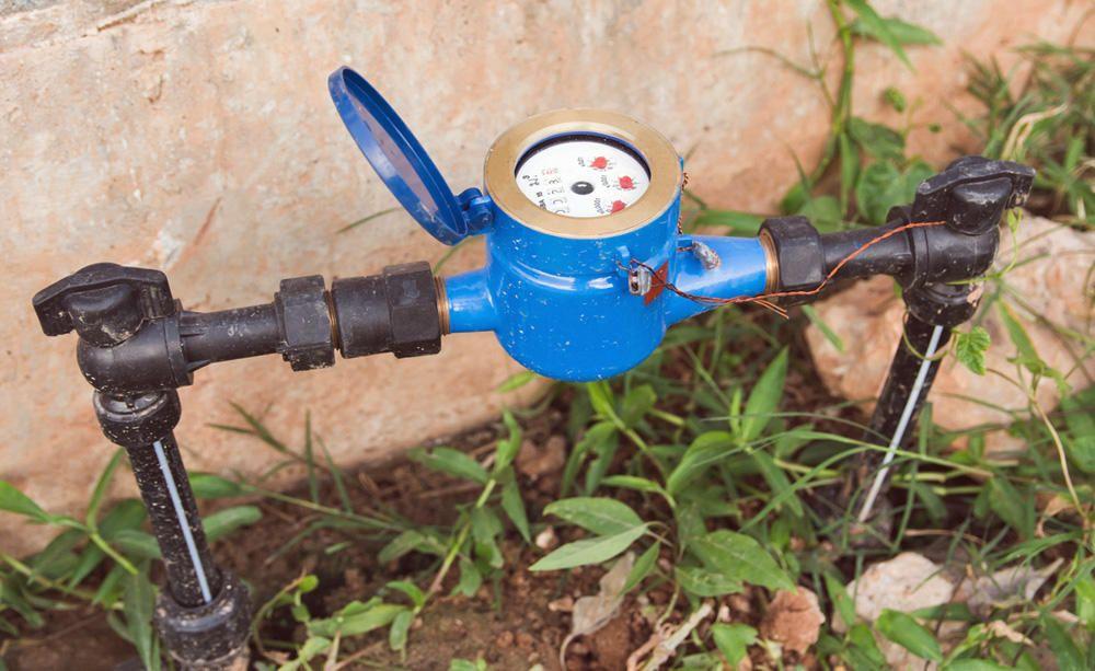 Gartenwasserzahler So Sparen Gartner Abwassergebuhren Wasserleitung Garten Abwasser Wasserleitung
