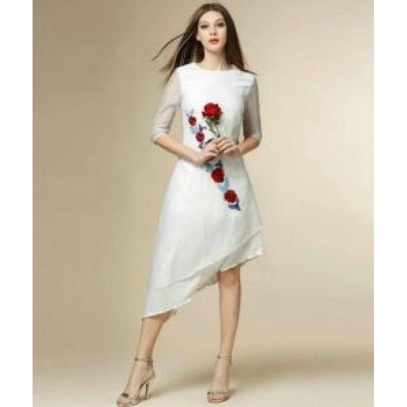 Schön Western Party Wear Dress Zeitgenössisch - Hochzeitskleid Ideen ...