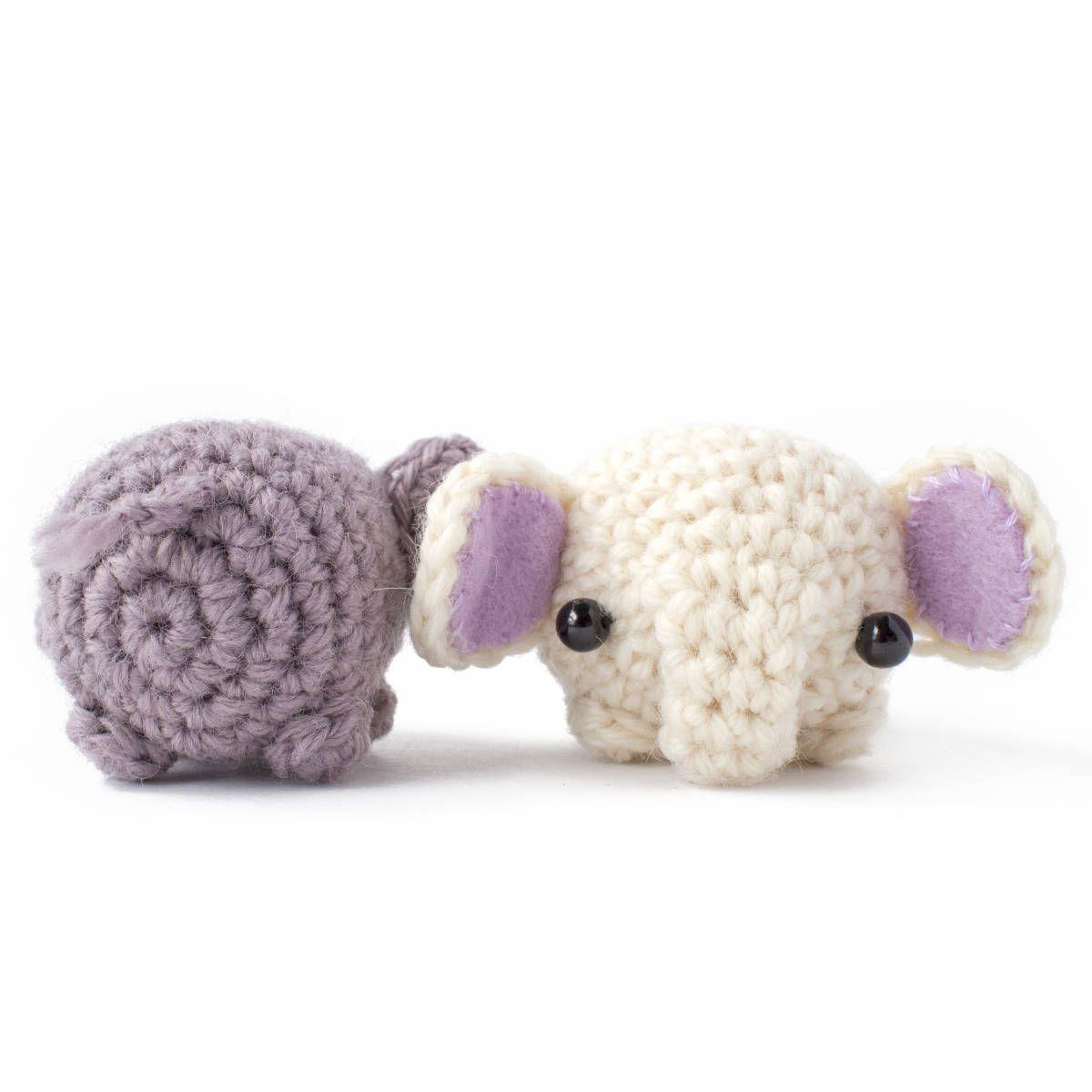 crochet elephant pattern easy amigurumi pattern   Etsy #crochetelephantpattern