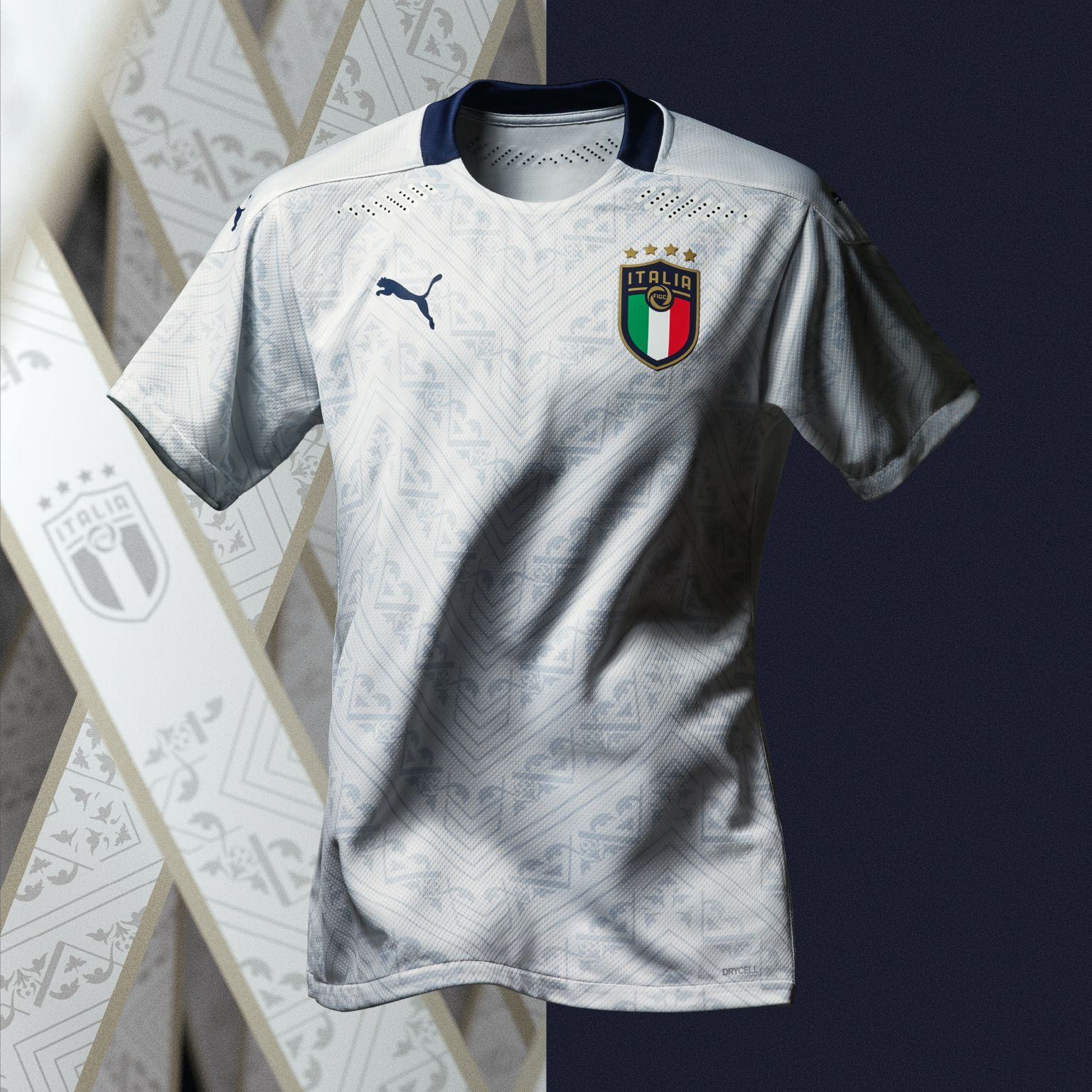 Italy 20 21 Away Jersey In 2020 Soccer Shirts Soccer Jersey Football Shirts
