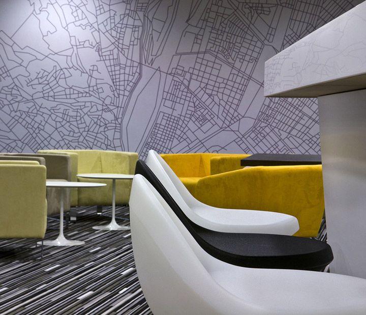 Park Inn By Radisson Hotel By Medveczky Gothard Budapest Hotel Room Design Interior Hotel Interiors