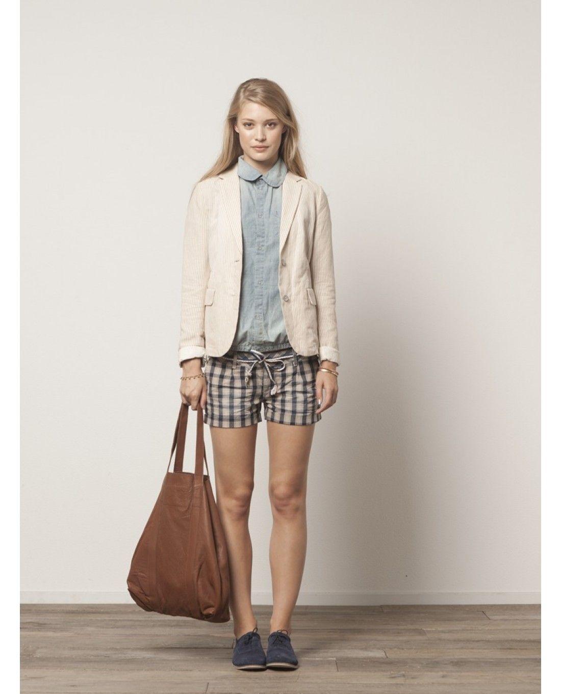 Summer Blazer   Astrid's Wardrobe - Summer blazer, Fashion ...  Preppy