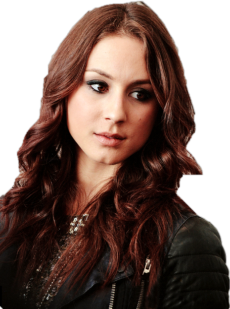 Troian Bellisario Soooooo Gorgeous White Is Such A Beautiful Bright Pure Color Really Brings Out Anyone S Featu Pretty Little Liars Pretty Little Beauty