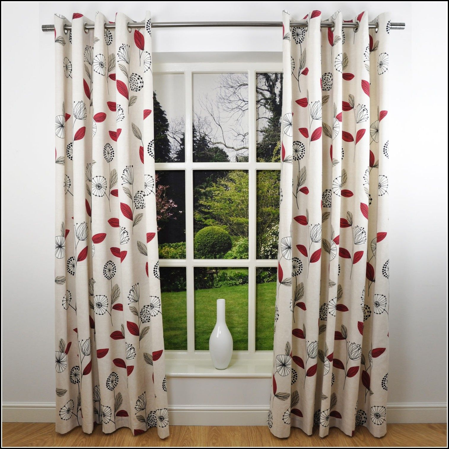 20 Hottest Curtain Designs For 2019 Curtain Designs Red