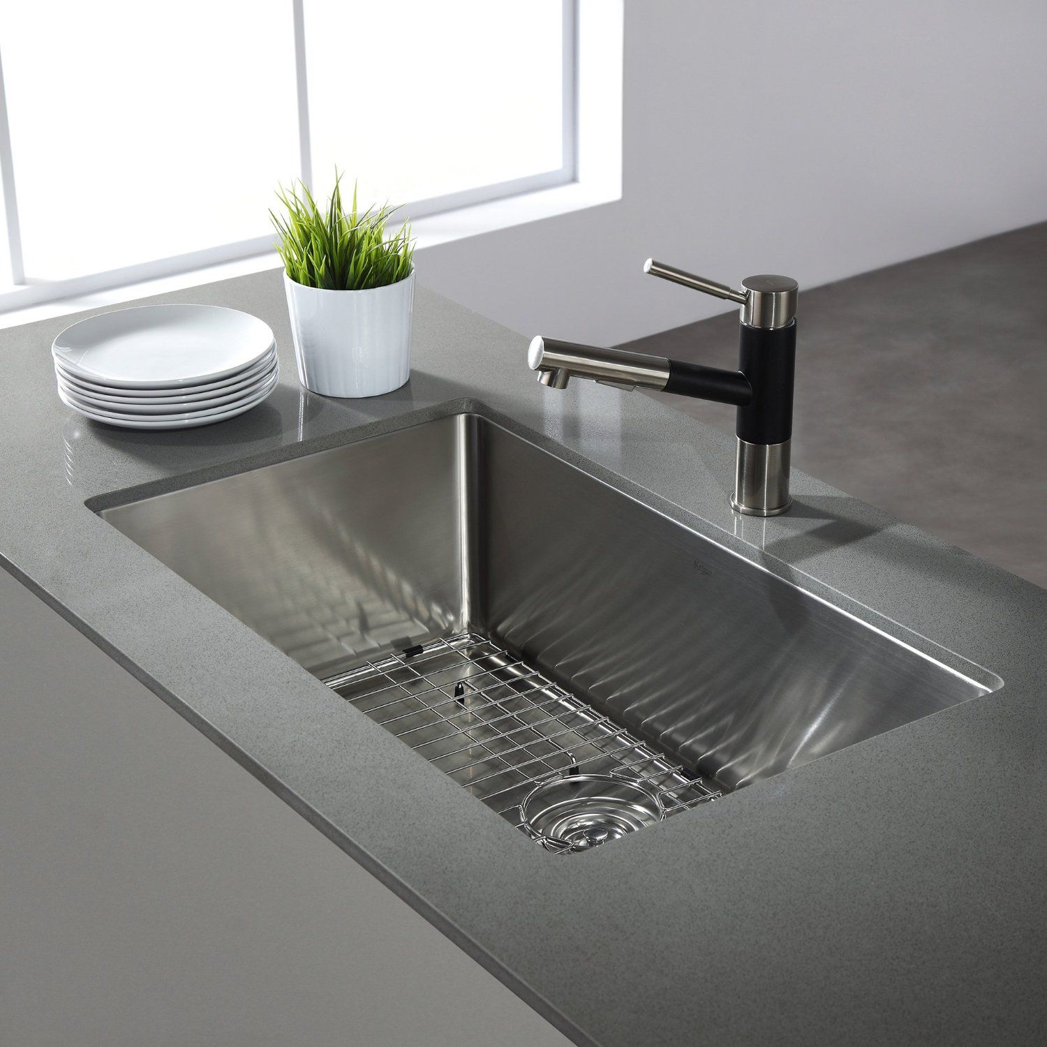 Top 10 Best Stainless Steel Single Bowl Kitchen Sinks in