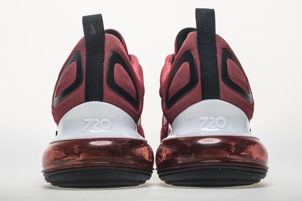 Nike Air Max 720 AR9293 600 Wine Red Black Shoes5 | Nike air
