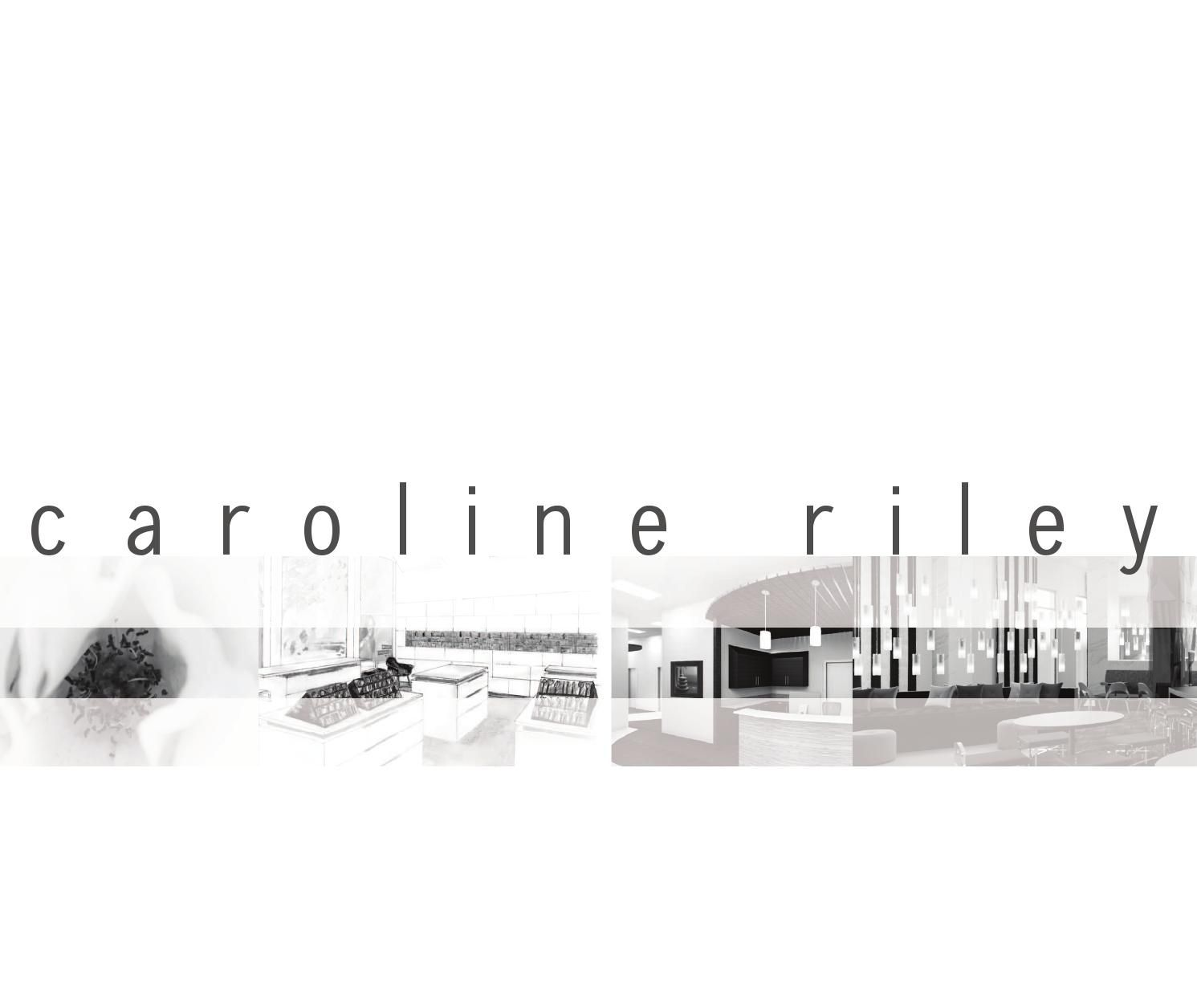 Caroline riley interior design portfolio inspiratie for Innenarchitektur portfolio